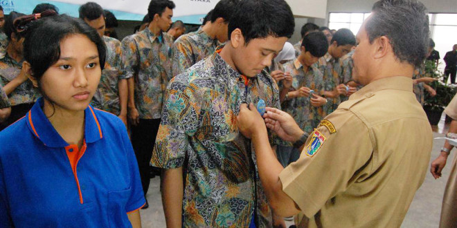 North Jakarta Student Skill Competition Inauguration