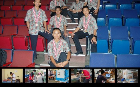 LKS Nasional 2012