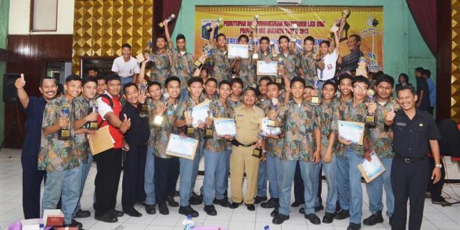 LKS Provinsi DKI Jakarta 2013