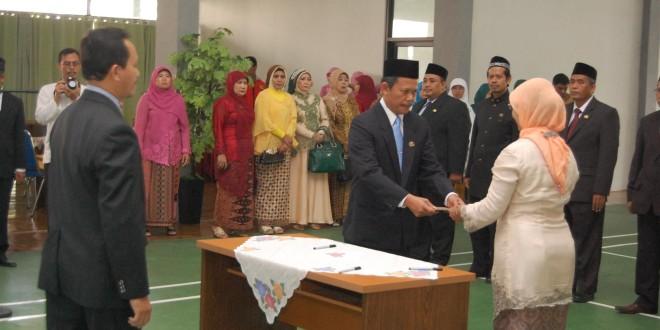 Lepas Sambut Kepala SMKN4 Jakarta