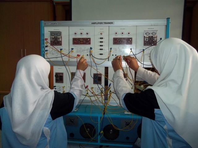 Lab Audio