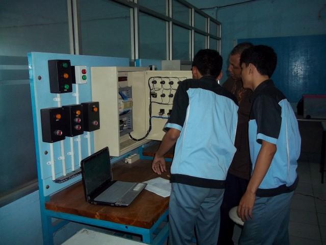 Lab industrilal kontrol