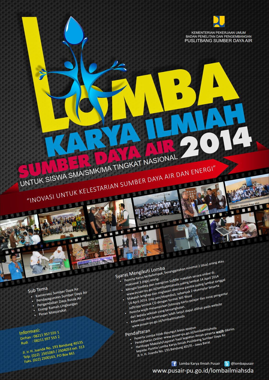 Poster Lomba 2014