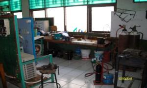 Ruang Praktek Las/Brazing