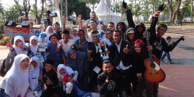 Festival  Ekstrakurikuler Se-Jakarta Utara
