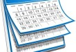 Kalender Symbol