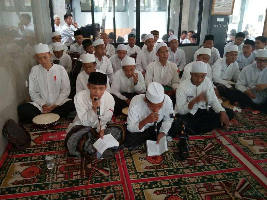 Peringatan Maulid Nabi di SMK Negeri 4 Jakarta