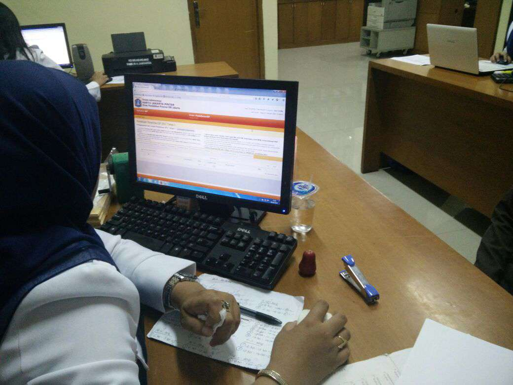 Kartu Jakarta Pintar di SMKN 4 Jakarta