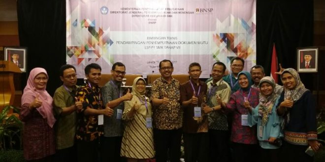 Satu Langkah Penuh Tantangan, SMK Negeri 4 Jakarta Menuju LSP-P1
