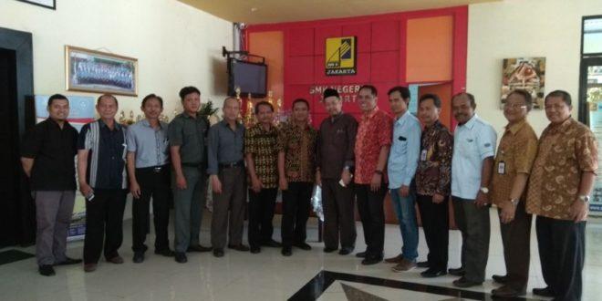 Sinkronisasi Kurikulum SMK N 4 Jakarta dengan DU-DI dan Lembaga Sertifikasi Profesi (LSP P3)