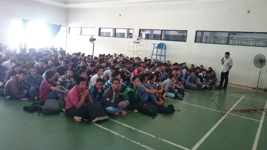 Kunjungan Expo Campus 2018 Ke Smk Negeri 4 Jakarta Smk Negeri 4 Jakarta
