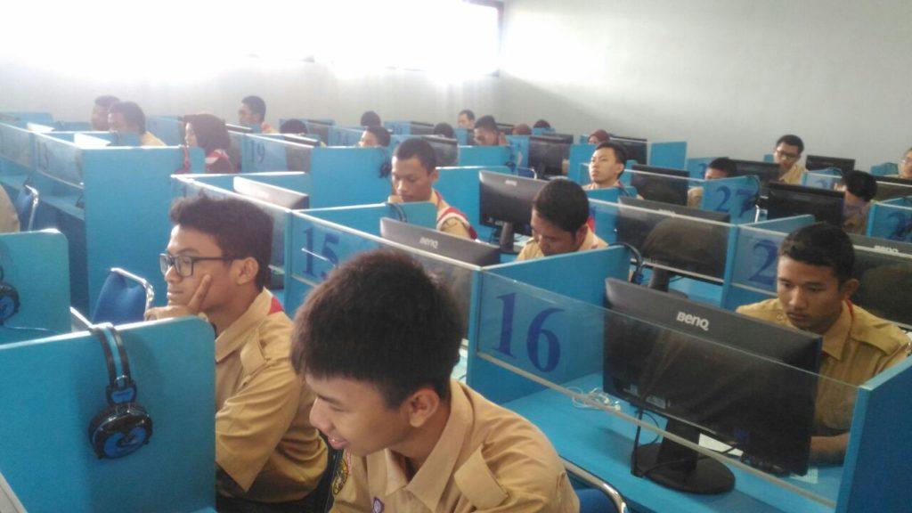 Simulasi Unbk Smk Dki Ke 2 Smk Negeri 4 Jakarta