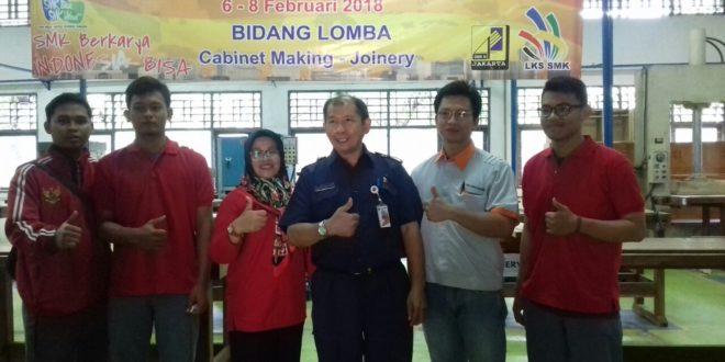 SMK N 4 Jakarta Meraih 7  Emas di LKS Tingkat Provinsi DKI Jakarta Tahun 2018
