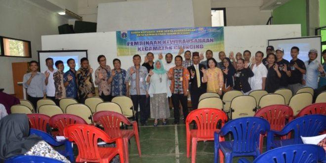 Pelatihan Dasar Kewirausahan Ok Oce Bersama Ikatan Alumni Teknik SMKN4JKT(IKAT 4)
